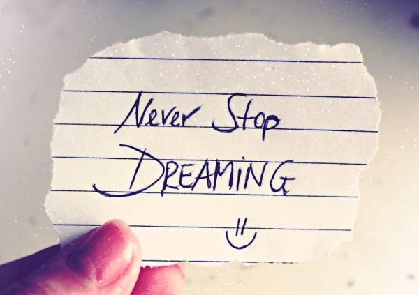 Følg dine drømme